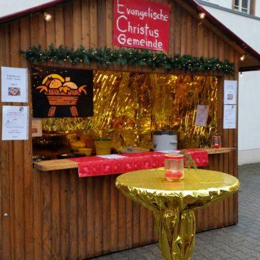 Weihnachtsmarkt in Kübelberg