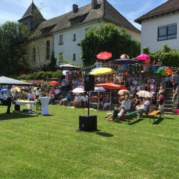 Gemeindefest am 15. Juni 2019